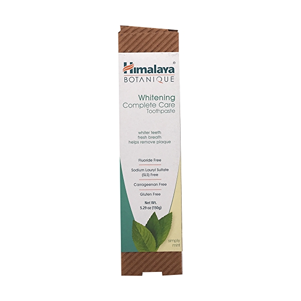 Mint Whitening Complete Care Toothpaste, 5.29 oz 1