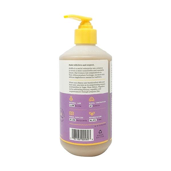 Lemon Lavender Shampoo & Body Wash, 16 fl oz 2