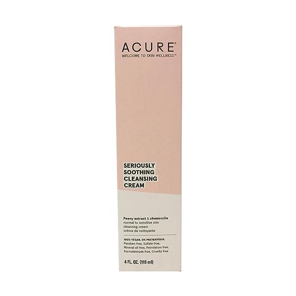 Sensitive Peony Stem Cell Facial Cleanser, 4 fl oz 1