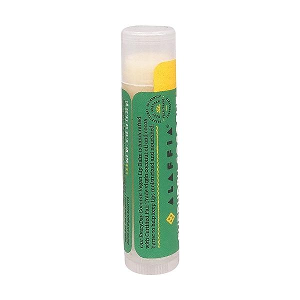 Coconut Mint Lip Balm, 1 stick 3
