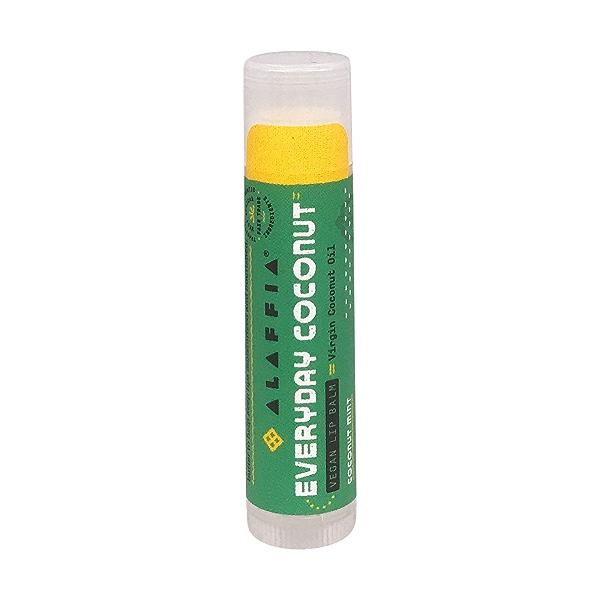 Coconut Mint Lip Balm, 1 stick 1