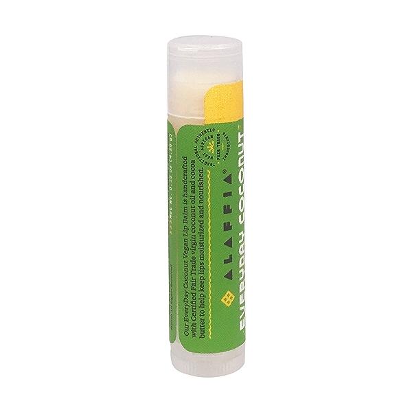 Purely Coconut Lip Balm, 0.15 oz 3