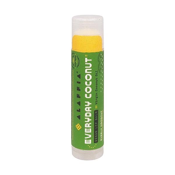 Purely Coconut Lip Balm, 0.15 oz 1
