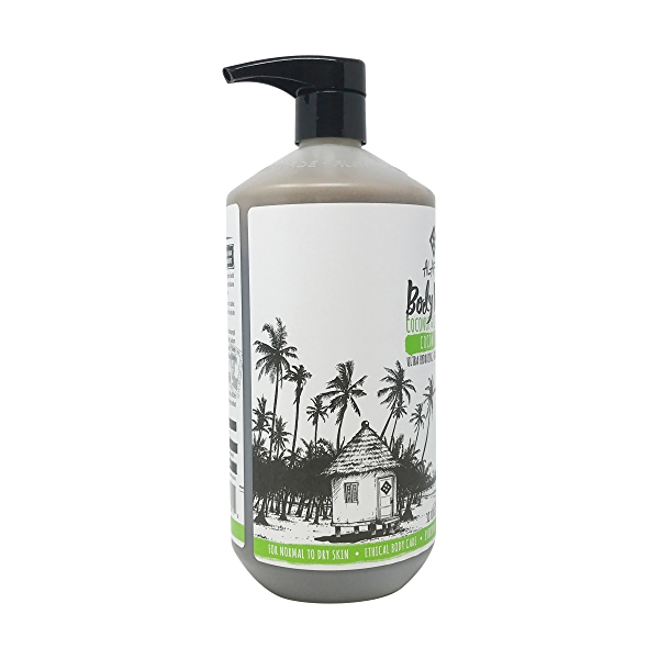 Coconut Body Wash Coconut Lime, 32 fl oz 3