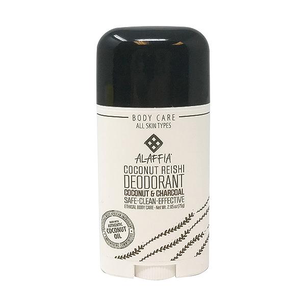Coconut Reishi Deodorant, 2.65 oz 1