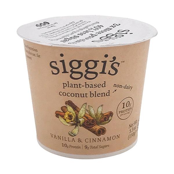 Plant Based Vanilla Cinnamon Yogurt, 5.3 oz 1