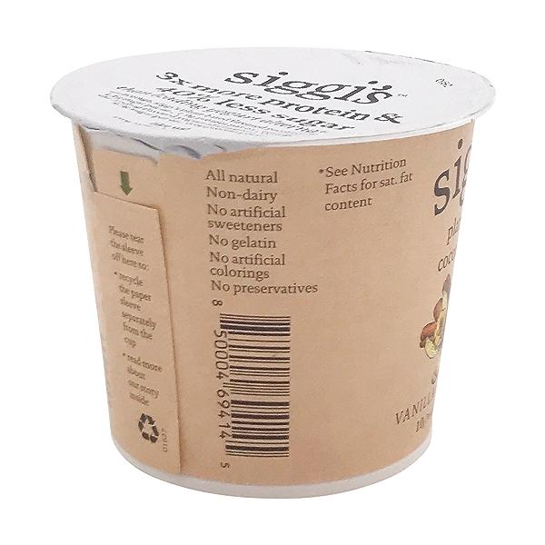 Plant Based Vanilla Cinnamon Yogurt, 5.3 oz 4