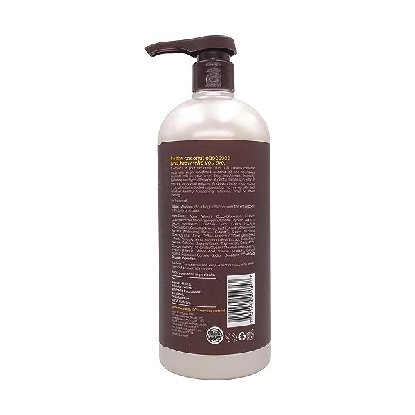 Coconut Rescue Bath & Shower Gel, 32 fl oz 2