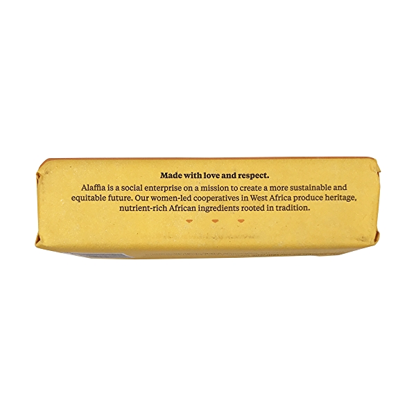 Authentic African Black Soap Unscented, 5 oz 4