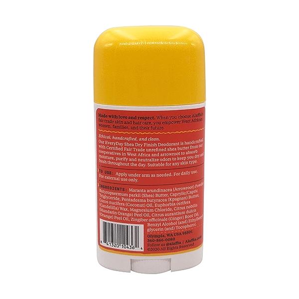 Everyday Shea Dry Finish Deodorant, 3 oz 2