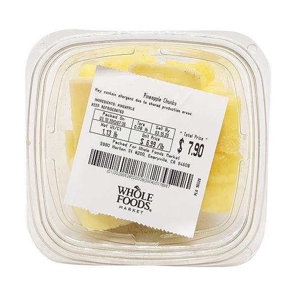 Pineapple Chunks 2