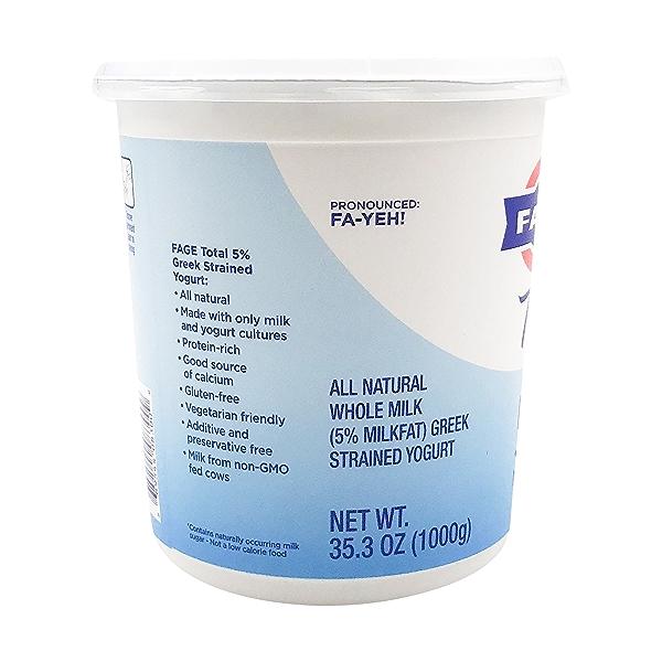 Total Greek Yogurt, 35.3 oz 3