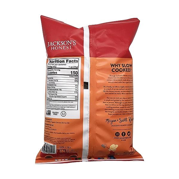Sweet Potato Chips, 5 oz 2