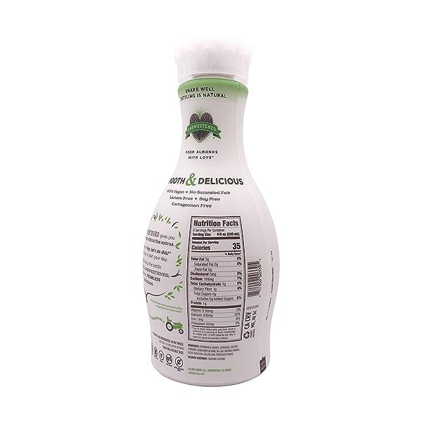 Unsweetened Almond Milk, 48 fl oz 2