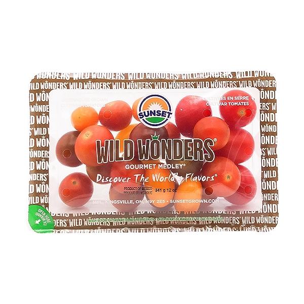 Wild Wonders Gourmet Medley Tomatoes 1