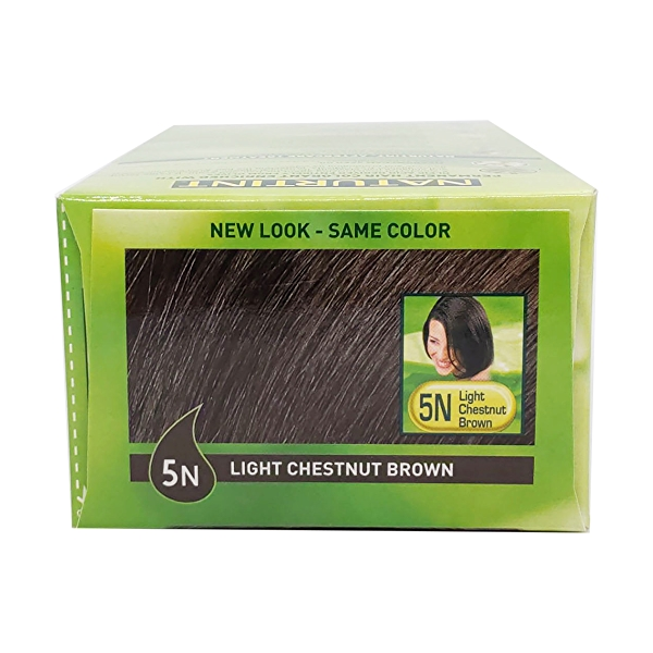 Natural Chestnut 4n Permanent Hair Color, 5.6 fl oz 6
