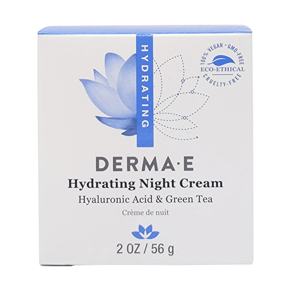 Hyaluronic Hydrating Night Cream, 2 oz 1