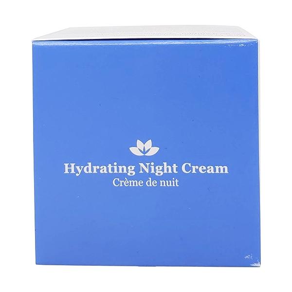 Hyaluronic Hydrating Night Cream, 2 oz 5