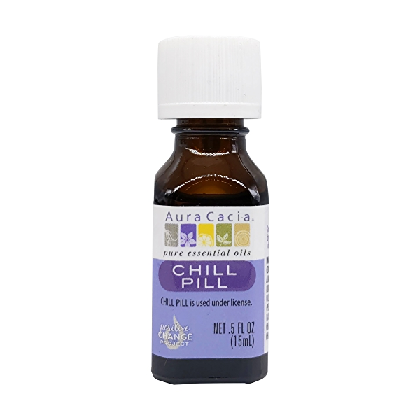 Chill Pill Essential Solution, 0.5 fl oz 1