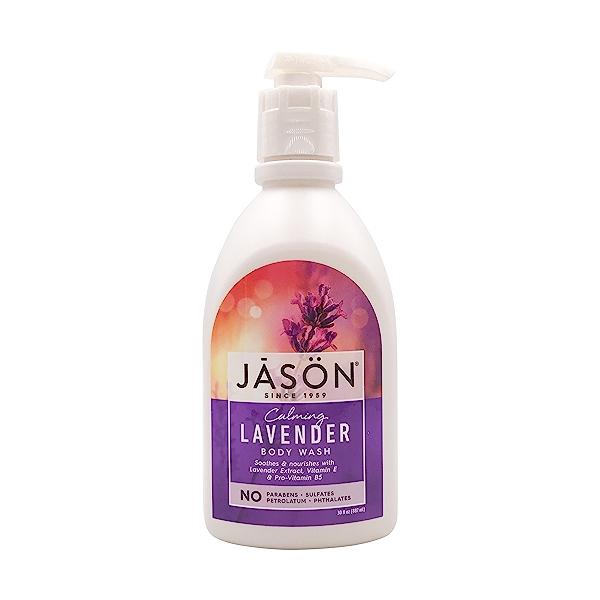 Lavender Body Wash, 30 fl oz 1