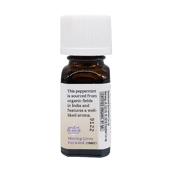 Organic Peppermint Essential Oil, 0.25 fl oz 3