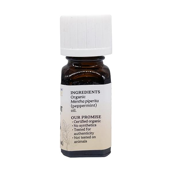 Organic Peppermint Essential Oil, 0.25 fl oz 2