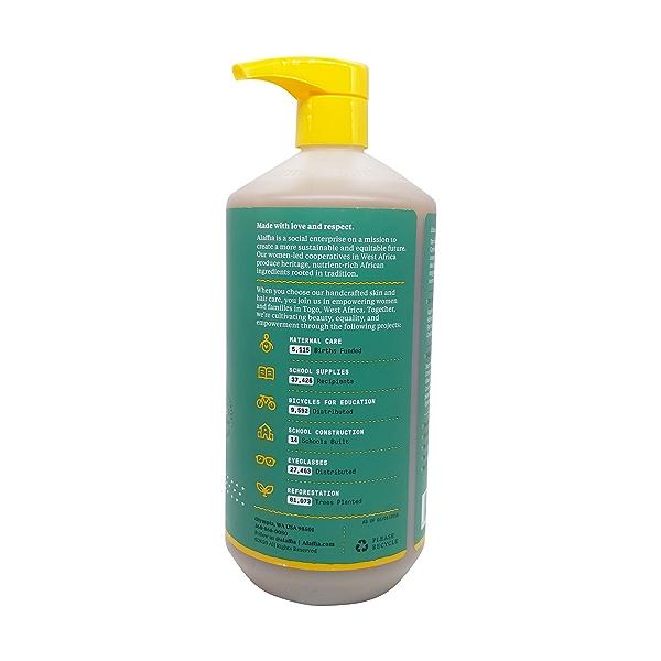Moisturizing Shampoo Vanilla Mint, 32 fl oz 3