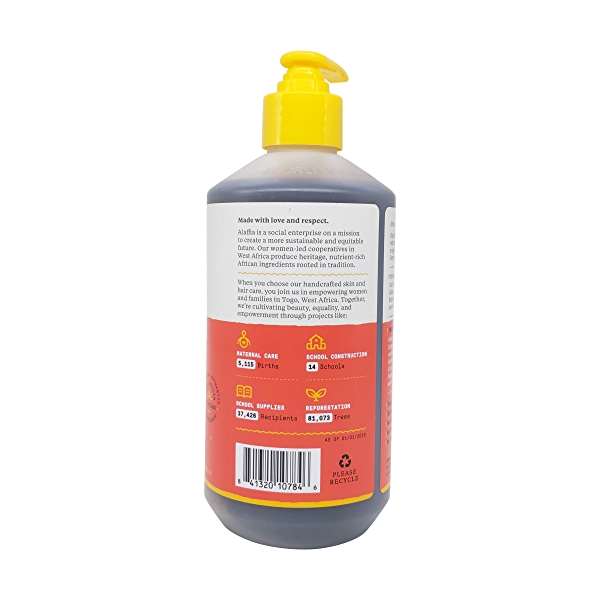 Coconut Strawberry Shampoo Body Wash, 16 fl oz 2