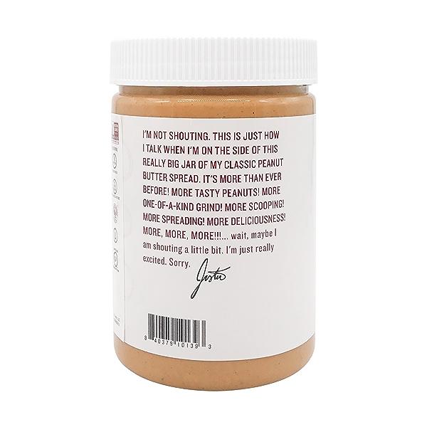 Classic Peanut Butter Spread, 28 oz 3