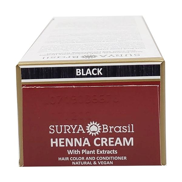 Black Henna Cream, 2.37 fl oz 6