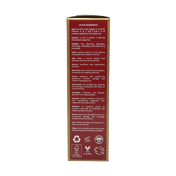Black Henna Cream, 2.37 fl oz 4