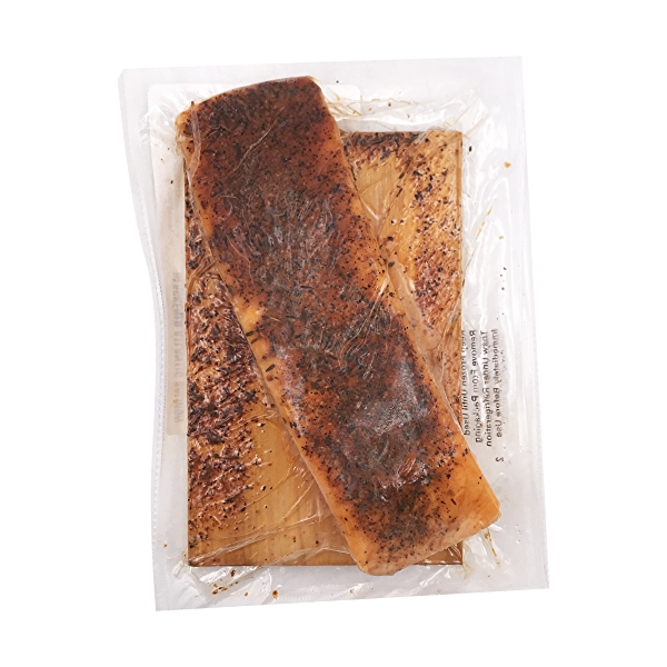 Blackened Atlantic Salmon Cedar Plank 1
