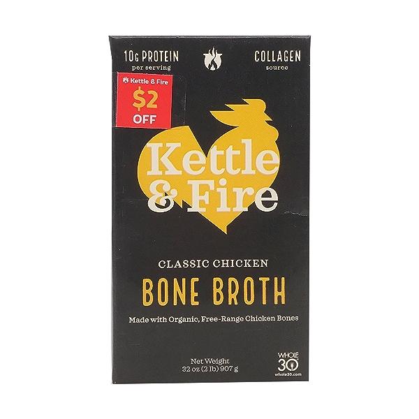 Beef Bone Broth, 32 oz 1