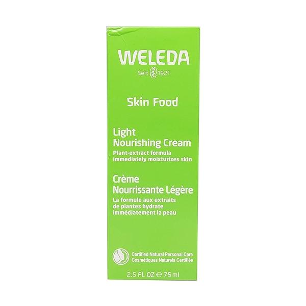 Light Nourishing Cream Skin Food, 2.5 fl oz e 1