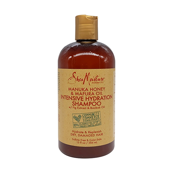 Manuka Honey Marfura Oil Shampoo, 13 fl oz 1
