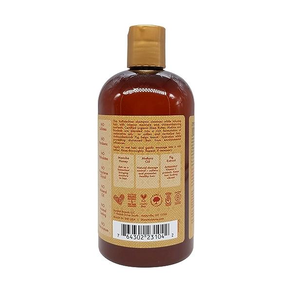 Manuka Honey Marfura Oil Shampoo, 13 fl oz 3