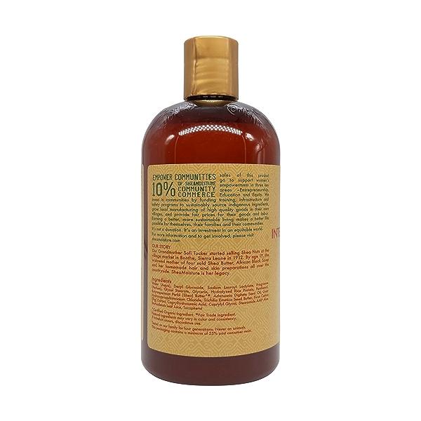 Manuka Honey Marfura Oil Shampoo, 13 fl oz 4