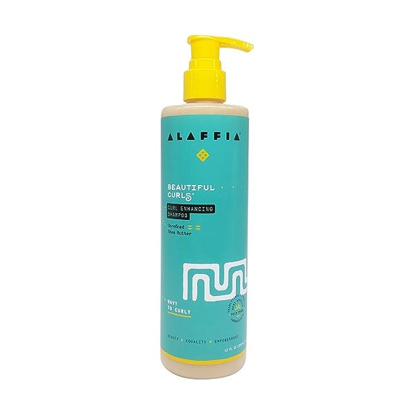 Curl Enhancing Shampoo, 12 fl oz 1