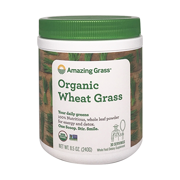 Organic Wheat Grass, 8.5 oz 1