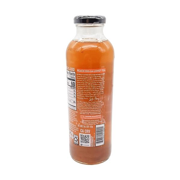 Peach Oo-la-long Tea, 16 fl oz 3