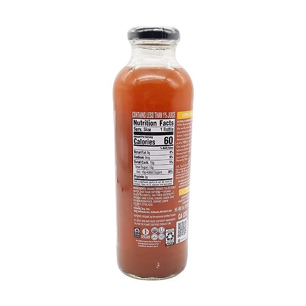 Organic Lori's Lemon Tea, 16 fl oz 2