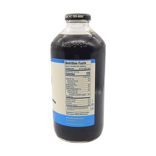 Organic Vanilla Cold Brew Concentrate, 32 fl oz 2