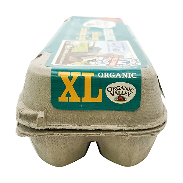 Organic Extra-large Brown Eggs, 27 oz 2
