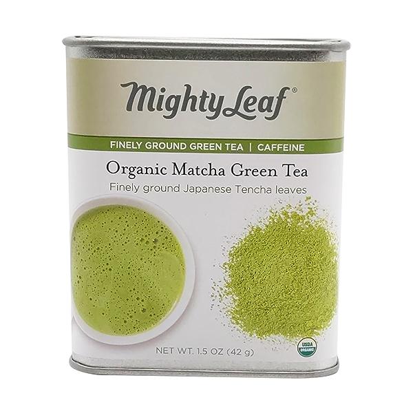 Organic Matcha Green Tea Loose Green Tea, 1.5 oz 1