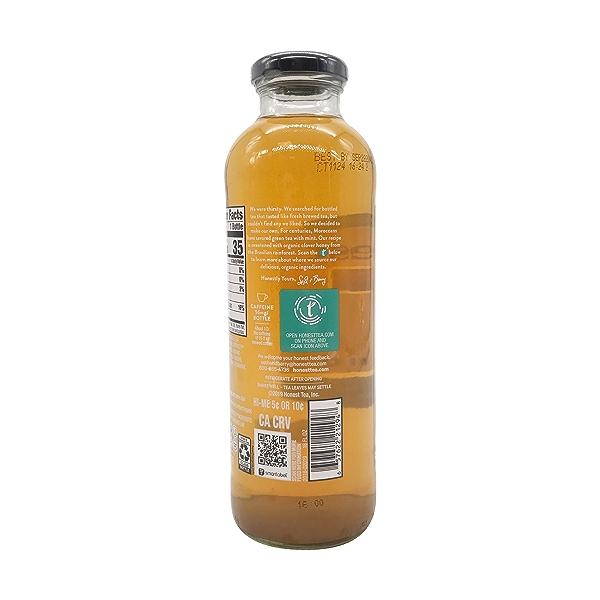 Honest Moroccan Mint Green Tea, 16 fl oz 3