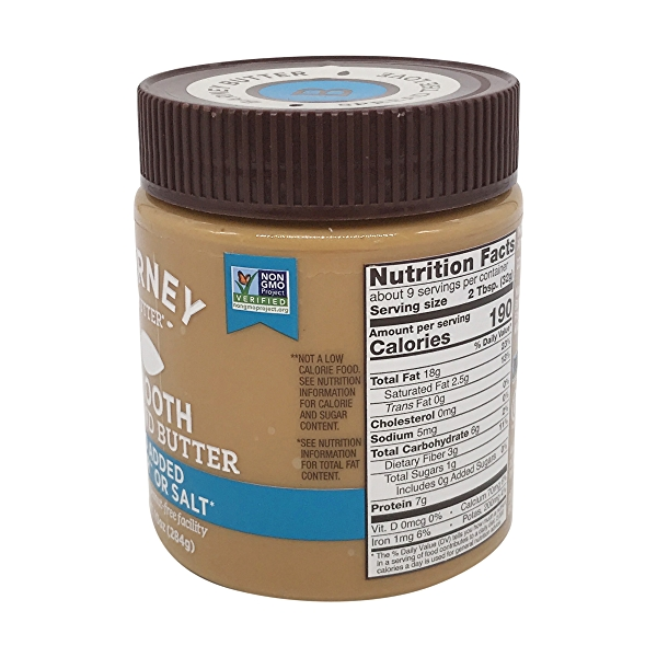 Almond Butter Bare Smooth, 10 oz 5