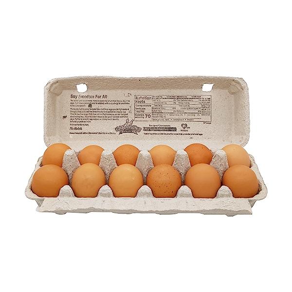 Organic Omega-3 Soy Free Eggs 2