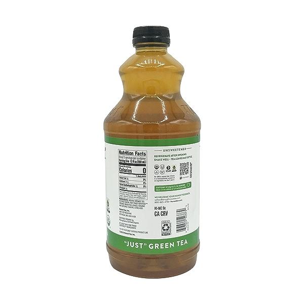 Organic Unsweetened Just Green Tea, 59 fl oz 2
