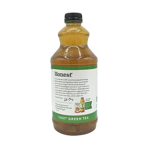 Organic Unsweetened Just Green Tea, 59 fl oz 3