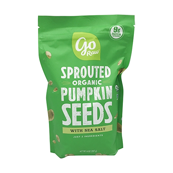 Sprouted Pumpkin Seeds, 14 oz 1